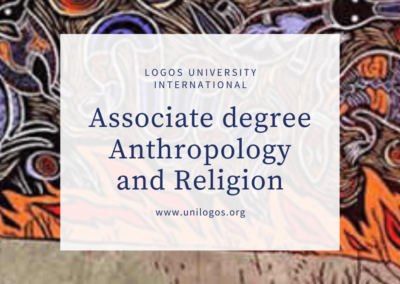 Associate degree in Anthropology and Religion
