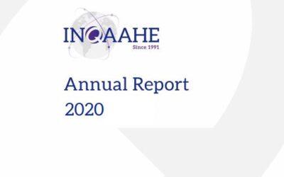 Relatório Anual da INQAAHE